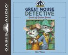 Basil of Baker Street (Unabridged, 1 CD) (#01 in Great Mouse Detective Audio Series) CD