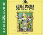 Basil and the Cave of Cats (Unabridged, 2 CDS) (#02 in Great Mouse Detective Audio Series) CD