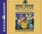 Gmdau #04: Basil in the Wild West (Unabridged, 2 CDS) (#04 in Great Mouse Detective Audio Series) CD