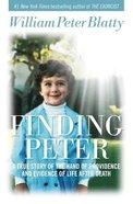 Finding Peter eBook