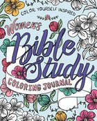 Women's Bible Study (Coloring Journal) (Adult Coloring Books Series) Paperback