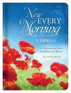 New Every Morning Devotional Journal Hardback