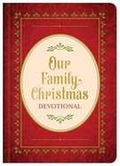 Our Family Christmas Devotional Hardback