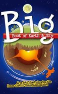 Big Book of Earth & Sky: A 15 Foot Chart Showing the Inner Core to Outer Atmosphere Chart/card