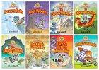 The Adventures of Adam Raccoon (8 Volume Set) (Adventures Of Adam Racoon Series) Hardback