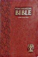 Nab St. Joseph Giant Print Bible Brown