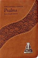 New Catholic Version Psalms Brown