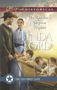 The Ranchers Surprise Triplets (Lone Star Cowboy League) (Love Inspired Series Historical)