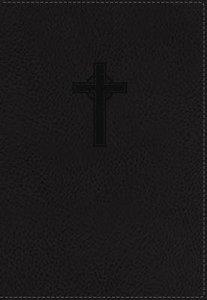 NKJV Ultraslim Reference Bible Black