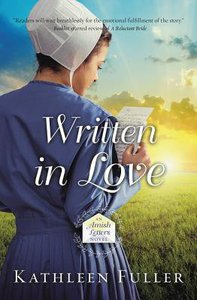 Written in Love (An Amish Letters Novel Series)