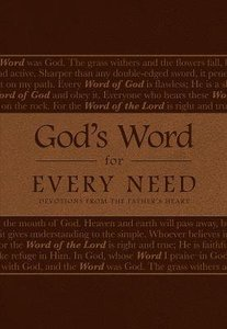 Gods Word For Every Need