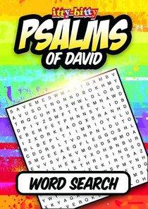 Psalms of David Word Search (Itty Bitty Bible Series)