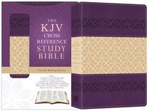 KJV Cross Reference Study Bible Purple