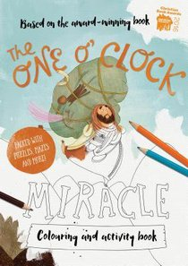 Colouring/Activity Book: The One Oclock Miracle