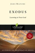 Exodus (Lifeguide Bible Study Series) Paperback