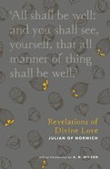 Revelations of Divine Love Paperback