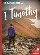 2 Timothy (Food For The Journey Series) Paperback