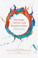 Marriage, Family and Relationships Paperback