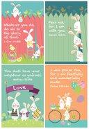 Notepad Set of 4: Bunny Series