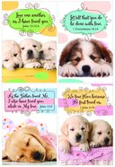 Notepad Set of 4: Puppy Series