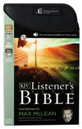 The KJV Listener's Audio Bible Cd-rom