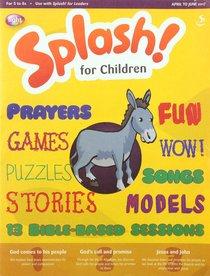 Light: Splash 2017 #02: Apr-Jun Students Guide (5-8 Yrs)