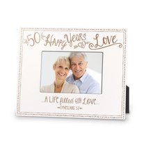 Mdf Frame:50Th Anniversary Love (Eph 5:2)
