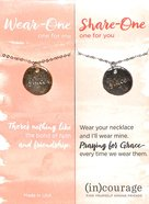 Necklace Wear-One-Share-One: Grace, Ephesians 2:7 ((In)courage Gift Product Series)