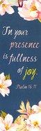 Tassel Bookmark: Fullness of Joy