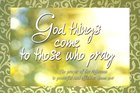 Poster Small: God Things Poster