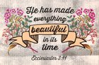 Poster Small: Everything Beautiful Poster