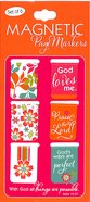 Bookmark Magnetic: All Things Are Possible (Set Of 6) Stationery