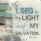 Meaningful Magnet: The Lord is My Light of My Salvation Novelty