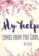Magnet With a Message: My Help Comes From the Lord..Psalm 121:2 Novelty