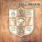 Tabletop Plaque: Full Armor of God Homeware