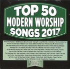 Top 50 Modern Worship Songs 2017 CD