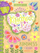 Let Your Light Shine: Kindness Tween Art Devotional Journal Spiral