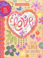 Let Your Light Shine: Love Tween Art Devotional Journal Spiral