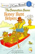 Honey Hunt Helpers (I Can Read!1/berenstain Bears Series) Paperback