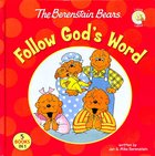 Follow God's Word (The Berenstain Bears Series) Hardback