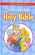 NIRV Berenstain Bears Holy Bible Large Print (Black Letter Edition) (The Berenstain Bears Series) Hardback