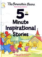 5-Minute Read-Along Stories (The Berenstain Bears Series)