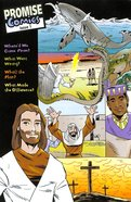 God Made the World, God Promises a Savior, Jesus the Promised Savior, Jesus Meets Zacchaeus, a Man Hears About Jesus (#1 in Promise Comics Series)