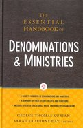 The Essential Handbook of Denominations and Ministries Hardback