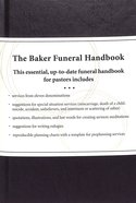 The Baker Funeral Handbook Hardback