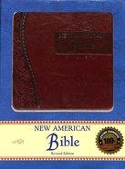 Nab St Joseph Gift Edition Brown Medium Size Imitation Leather