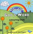 Colour God's Word Colouring Book #01 Paperback