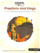 Prophets & Kings (Preschool Activity Pages) (#05 in The Gospel Project For Kids 2015-18 Series) Paperback