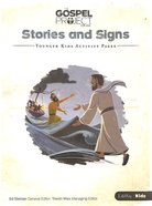 Stories and Signs (Younger Kids Activity Pages) (#08 in The Gospel Project For Kids Series)