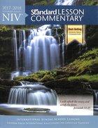 NIV Standard Lesson Commentary 2017-2018 Paperback